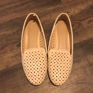 Old Navy Pink Loafers